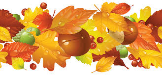 halloween border transparent background fall leaves and pumpkins border png image gallery hcpr