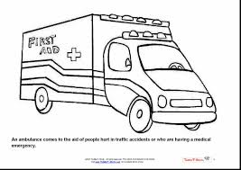 incredible fire truck coloring pages with fire truck coloring page