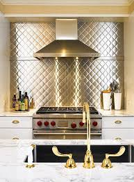 Top  Best Stainless Steel Paint Ideas On Pinterest Stainless - Stainless steel backsplash reviews
