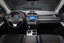 toyota new all new 2012 toyota camry officially revealed pictures info