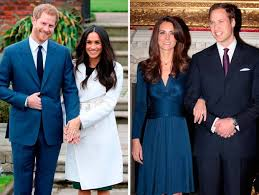 william and kate why meghan markle and prince harry will spend christmas day with