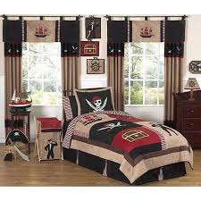 Jojo Design Bedding Sweet Jojo Designs Treasure Cove Pirate Collection Children U0027s