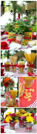 budget centerpiece ideas for an italian dinner theme you can use