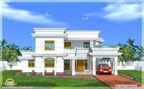 Home Design Story Ideas by Beautiful Kerala Style 2 Story House2 Floor House Design With