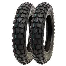 bike motocross amazon com set of two knobby tire 3 00 10 front or rear trail