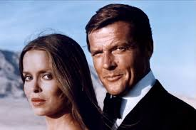 Roger Moore by 40 Summers Ago The Great Roger Moore Starred In His Best Bond