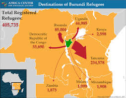 Burundi Africa Map by Dismantling The Arusha Accords As The Burundi Crisis Rages On
