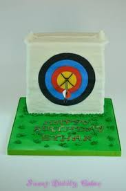 target tyler tx black friday archery target birthday cake let them eat cake pinterest
