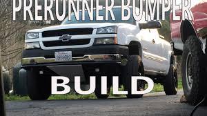 prerunner ranger bumper prerunner bumper build skid plate silverado plus duramax