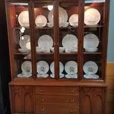 Broyhill China Cabinet Vintage Brasilia From Furniture Stores In Washington Dc Baltimore