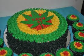 Wedding Cake Kush Towering Flourless Chocolate Stout Cakes Half Baked Harvest