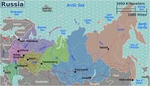 Siberia On World Map by Russia Regions Map Yekaterinburg Ural Kazan Volga Moscow