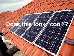 Cool Looking - elon musk wants to cool looking solar panels survey do