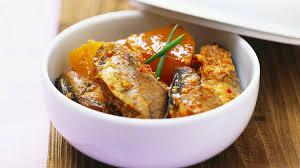 cuisiner potiron recette de merlan au potiron