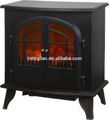 catálogo de fabricantes de chimenea de imitación de alta calidad y