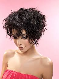 curly and short haircut showing back short curly black hairstyles to make you prettier short