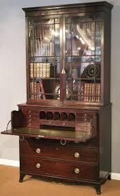 bureau secretaire antique antique mahogany secretaire bookcase antique mahogany bookcase