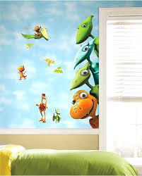 Wall Art Stickers by Wall Ideas Dinosaur Bedroom Wall Stickers Dinosaur Wall Art