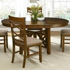 casual dining table set liberty furniture applewood round to oval