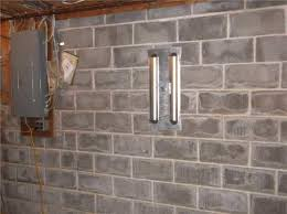 Bowing Basement Wall by Itg Basement Systems Foundation Repair Photo Album Push Piers