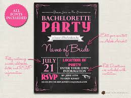 bachelorette party invitation wording design your own bachelorette party invitations yourweek