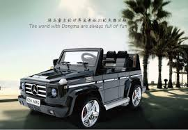 mercedes g55 ride on mercedes g55 amg ride on car with license view mercedes