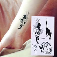 black small mini temporary tattoos ebay