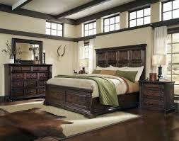 buy whiskey oak king panel bed barrel oak by art from www