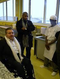 president chambre des metiers visite du cus des métiers de bobigny avec toulmet