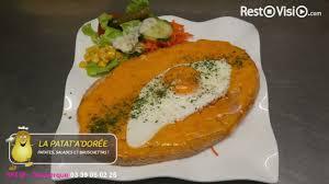 cuisine dunkerque restaurant la patat a dorée dunkerque bonnes adresses resto