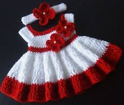 sale crochet dress and white baby 0 3 months infant baby