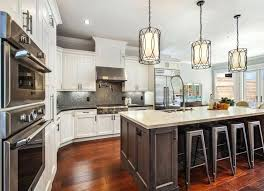 island kitchen lighting kitchen lighting fixtures 7 gorgeous white kitchens inspiration