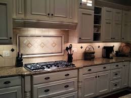 Unique Backsplash Ideas For Kitchen by Kitchen Brick Rhombus Accent For Cheap Backsplash Ideas In White