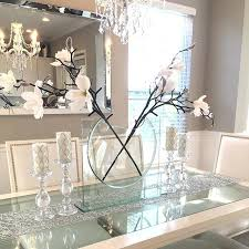modern dining table centerpieces dining table centerpiece ideas neutralduo
