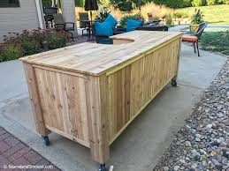 large green egg table build your own big green egg table seared and smoked