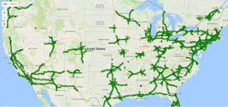 Map Of Joliet Il Siriusxm Traffic