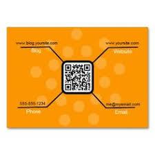 Create Qr Code For Business Card Web Developer Elegant Black Qr Code Business Card Click