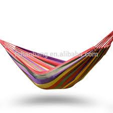outdoor backpacking bag portable folding fringe hammock hanging