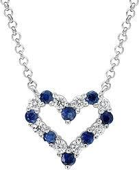 blue sapphire necklace pendant images 14k white gold 1 70ct diamond sapphire heart pendant adp2001 png
