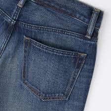 Denim Blue by Men Regular Fit Jeans Uniqlo Us