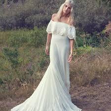 hippie boho wedding dresses shop lace wedding dress on wanelo