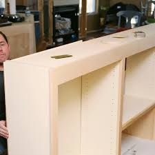 how to build base cabinets out of plywood particle board vs plywood cabinets