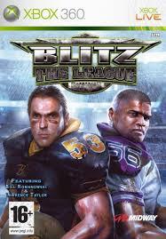 blitz the league box shot for xbox 360 gamefaqs