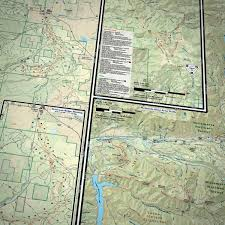 Bend Oregon Map Central Oregon Adventure Maps Bundle Bend Trails Gear