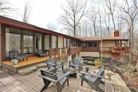 nab a frank lloyd wright inspired stunner in ohio for 700k curbed