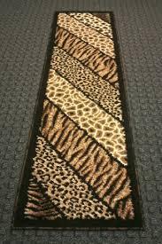 Cheetah Runner Rug Cheetah Rug Runner Roselawnlutheran