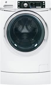 ge gfwr2700hww 28 inch 4 5 cu ft front load washer with 12 wash
