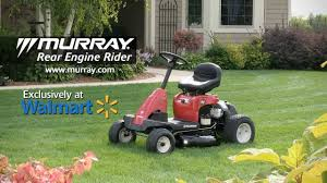 Murray Rear Engine Riding Mower Youtube