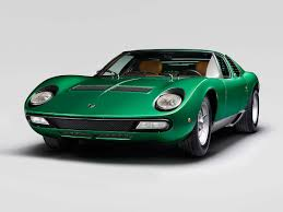 first car ever made in the world is the lamborghini miura the most beautiful car ever the drive