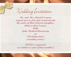 Invitation Letter Wedding Gallery Wedding Wedding Invitation Letter Wedding Invitation Letter For Possessing